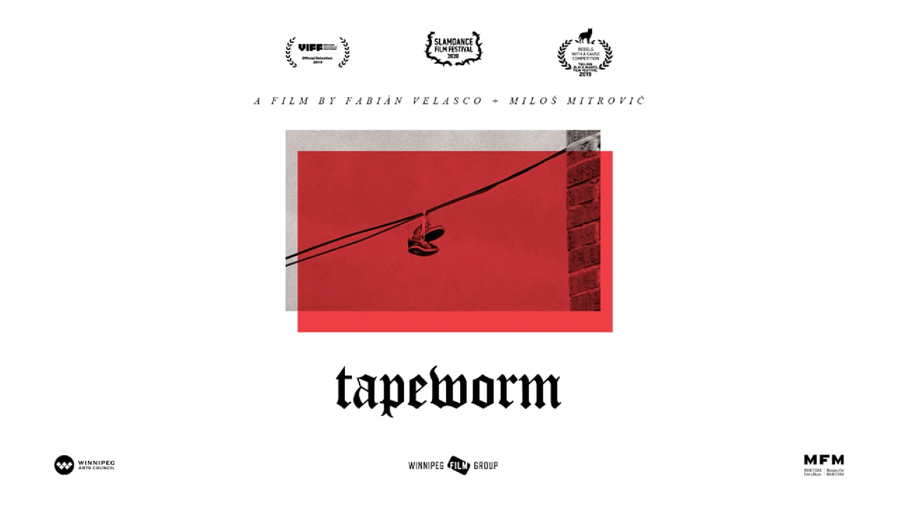 Tapeworm - audio post production network